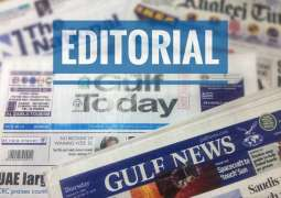 Local Press: UAE winning fight against terrorism