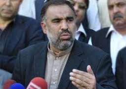 پاکستان تحریک انصاف دے امیدوار اسد قیصر سپیکر قومی اسمبلی چُنے گئے