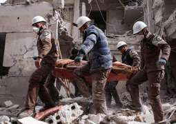 Moscow Suggests UN Supports Disinformation Campaign About White Helmets Role in Syria