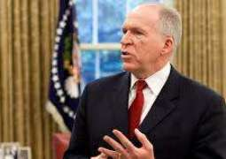 Trump's Claims of No Collusion With Russia 'Hogwash' - Ex-CIA Director Brennan