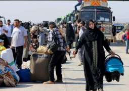 UN, Syrian Red Crescent Convoy With Aid for 7,500 Syrians Arrives in Busra - UNHCR