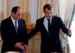 Leaders of France, Egypt Call for De-Escalation in Gaza Strip - Elysee Palace