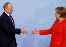 German Business Association Welcomes Upcoming Merkel-Putin Meeting - President