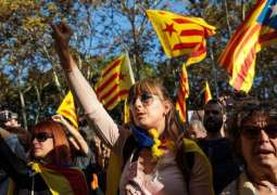 Catalan Independence Supporters Riot on Commemoration Day for 2017 Catalonia Attacks