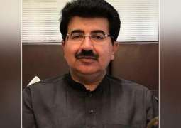 China's rise is source of regional and global staility: Sadiq Sanjrani