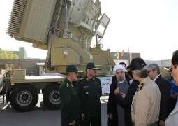 Iran to unveil domestic S300 missile system