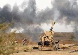 Saudi Air Force intercepts Houthi ballistic missile: Arab Coalition