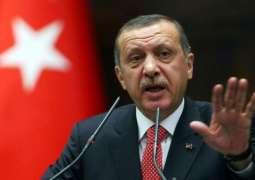 Turkey Ready to Start Building Channel Istanbul - Erdogan