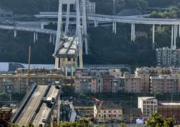 Death Toll From Collapse of Motorway Bridge in Italys Genoa Rises to 43 - Reports