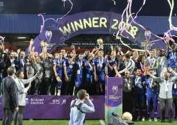 فريق الهلال يتوج بلقب السوبر السعودي على كأس الهيئة العامة للرياضة بفوزه على الاتحاد
