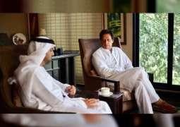 UAE Ambassador attends oath-taking ceremony of  Pakistan's PM