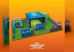 AFC Asian Cup UAE 2019 promotion campaign starts August 26