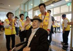 S. Koreans head for family reunions in North after decades apart
