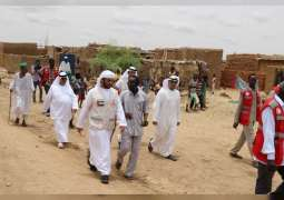 ERC delegation begins humanitarian, relief efforts to assist flood victims in Sudan