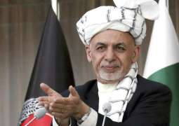 Ghani Orders Army to Continue Fight Against Taliban Until Group Declares Truce - Reports