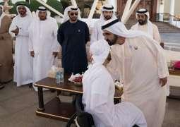 Tahnoun bin Mohammed congratulates UAE leaders on Eid al-Adha
