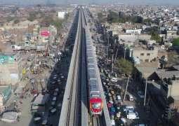 CJP Nisar expresses anger over incomplete Orange Line project