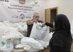 سفارة الدولة تشرف على توزيع الأضاحي في لبنان