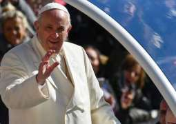Pope Francis Arrives in Ireland With Official Visit - Reports