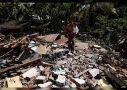 Indonesian quake death toll now 555