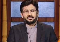 Hang me in Parliament if proven guilty of taking bribe: Saleem Safi