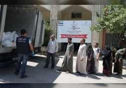 4 الاف طفل و15540  استفادوا من المشروع الاماراتي لتوزيع الأضاحي وكسوة العيد في لبنان