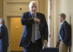 McCain to Be Buried in Annapolis on September 2 - Statement