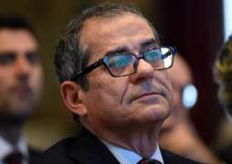 Italian Economy Minister Says Not Seeking New Buyers for Public Debt During China Visit