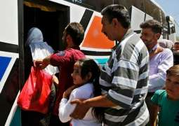Almost 370 Refugees Return to Syria From Lebanon Over Past 24 Hours - Refugee Center