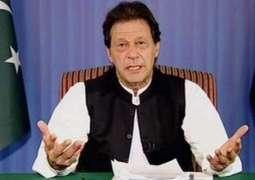 گستاخانہ خاکیاں دا معاملا اقوام متحدہ وچ چُکاں گے:عمران خان