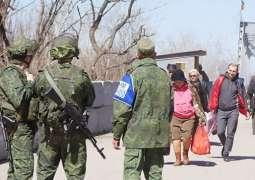 Donetsk People's Republic Registers 30 Ceasefire Violations by Kiev Forces Within Week