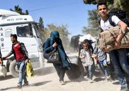 FEATURE - Militants, Peasants, Other Syrians Returning Home From Lebanon
