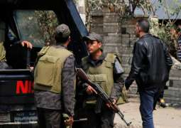 Police kill five terrorists in shootout in Upper Egypt: Egypt's Interior ministry
