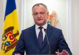 Moldovan President Condemns Opposition Rally as 'Disgrace'