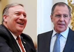 Russia Taking Efforts to Organize Lavrov-Pompeo Talks in Late September - Foreign Ministry