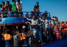 Over 67,000 Migrants Arrive in Europe by Sea in 2018 - International Organization for Migration