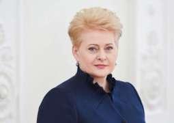 Lithuanian President Says EU-Turkish Ties Vital Due to Geopolitical Threats