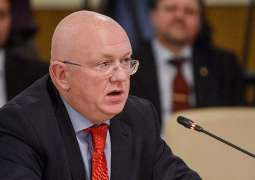 Chemical Weapons Topic Being 'Manipulated' to Put Pressure on Damascus - Nebenzia