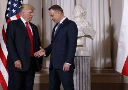 Duda, Trump to Discuss Polish-US Military Ties During September Talks - Defense Minister