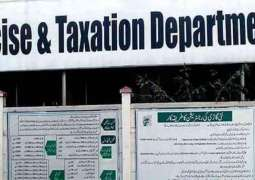 Excise, taxation department collects over Rs 14 mln tax in July: Excise and Taxation Officer (ETO)