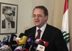 Russia Discussing Situation in Idlib, Afrin  Moscow is discussing the situation in Idlib and Afrin with Iran and Turkey, as well as with the Syrian government and opposition, Russian Deputy Foreign Minister Mikhail Bogdanov said Wednesday.With Iran, Turkey - Deputy Foreign Minister
