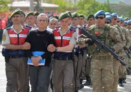 Turkish Prosecutors Arrests 17 Gulen-Linked Gendarmerie Officers in Ankara - Reports