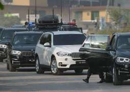 VIP movement of Imran Ismail, Qasim Suri causes traffic blockade in Quetta