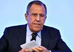 Lavrov Says US Seems to Threaten Damascus to Prevent Expulsion of Terrorist From Idlib