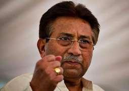 انٹرپول نے سابق صدر پرویز مشرف دے ریڈ وارنٹ جاری کرن توں انکار کر دتا