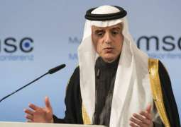 Talks with Russian counterpart fruitful, says Saudi FM