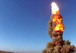 Russian Defense Ministry Publishes Video of New Interceptor Missiles Trials