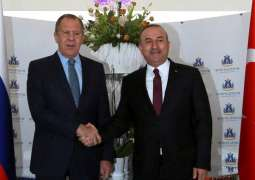 Lavrov to Discuss With Syrian Counterpart Meetings With Turkish, Foreign Ministers