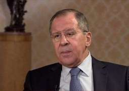 Use of Idlib as Stage for Terrorist Attacks on Russian Base 'Unacceptable' - Lavrov