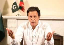 PM Imran meets TV anchors, requests not to criticize till 3 months